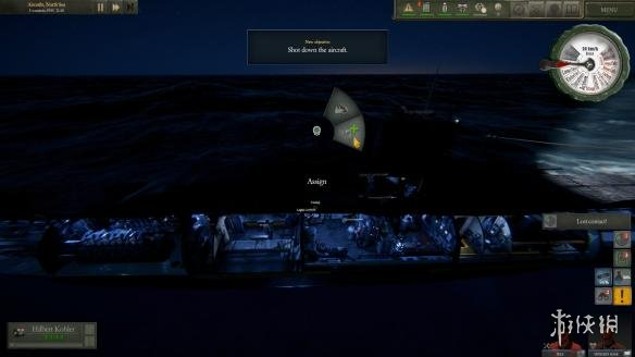 《UBOAT》游戏截图