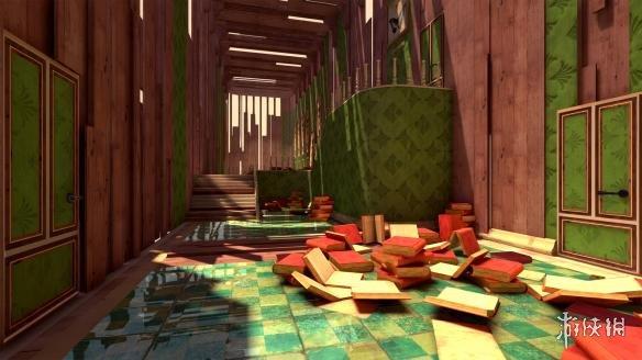《在瓷太阳下》游戏截图