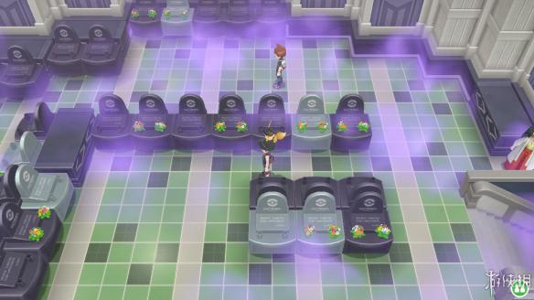 《精灵宝可梦 Lets Go》游戏截图-2