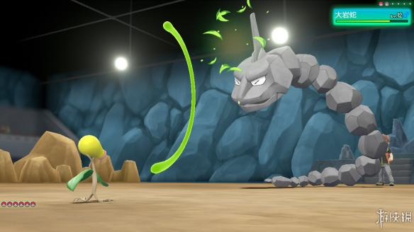 《精靈寶可夢 Lets Go》游戲截圖-2