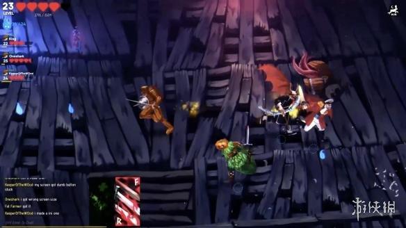 《可怕的東方野獸》游戲截圖