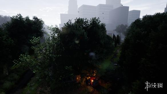 开放世界沙盒生存游戏《绝灭之爪》游侠专题站上线