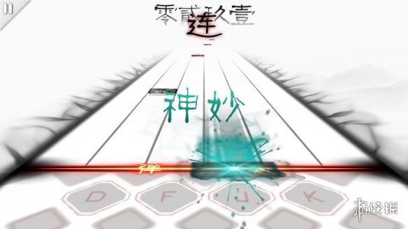 《同步音律喵賽克》游戲截圖