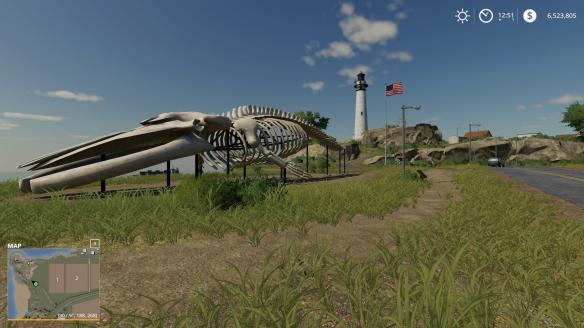 《模擬農場19》游戲截圖-3