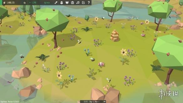 《Equilinox》游戏截图3