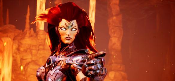 《暗黑血统3》游戏截图-2