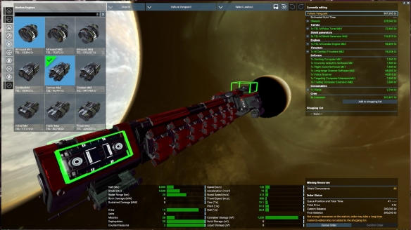 《X4:基石》游戲截圖