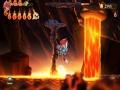 《惡魔男孩與被詛咒的王國》游戲截圖
