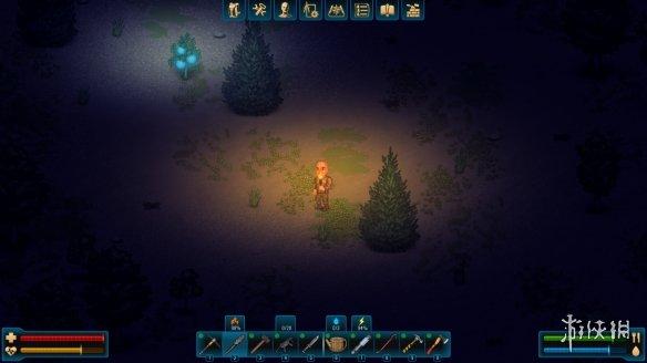 《CryoFall》游戏截图