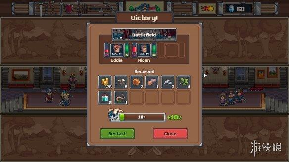 《赃物与巫术》游戏截图