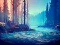 《丛林之中》游戏截图