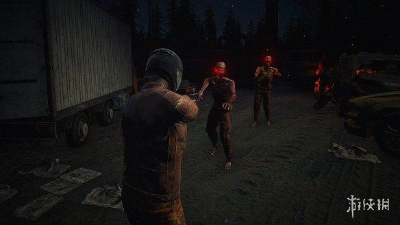 《恐懼之夜》游戲截圖