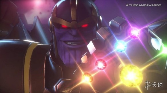 《漫画英雄:终极联盟3》游戏截图