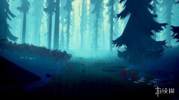 《叢林之中》游戲截圖