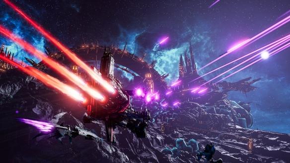 《哥特艦隊:阿瑪達2》游戲截圖-2
