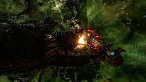《哥特舰队:阿玛达2》游戏截图-2