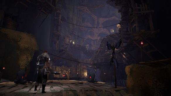 《灰烬》游戏截图2