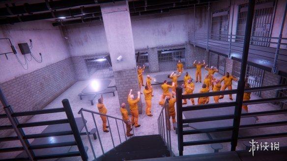 《监狱模拟》游戏截图