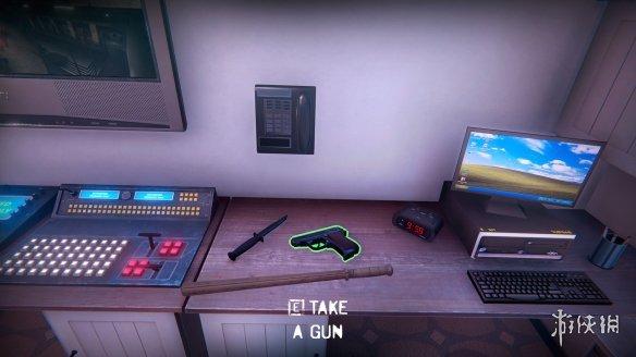 《監獄模擬》游戲截圖