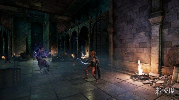 《永恒:最后的獨角獸》游戲截圖