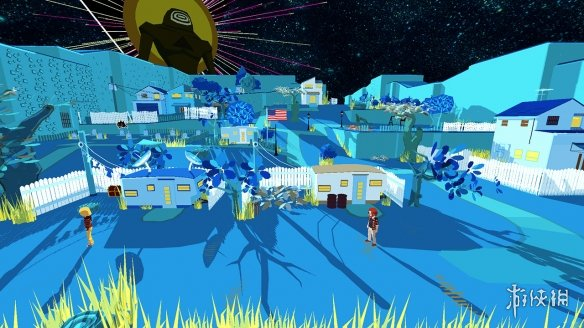 《YIIK:一个后现代派RPG》游戏截图