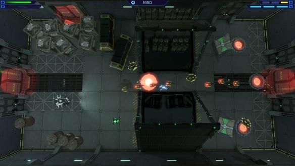《机械怒火》游戏截图