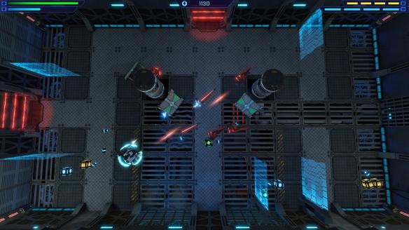 《機械怒火》游戲截圖