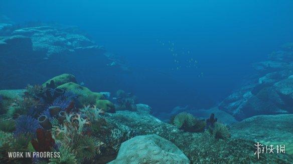 《深海潛水模擬器》游戲截圖