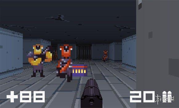 《GUN GODZ》游戏截图