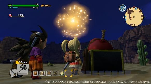 《勇者斗惡龍:建造者2》游戲截圖-2