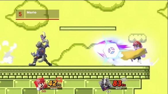 《任天堂明星大乱斗:特别版》游戏截图-2