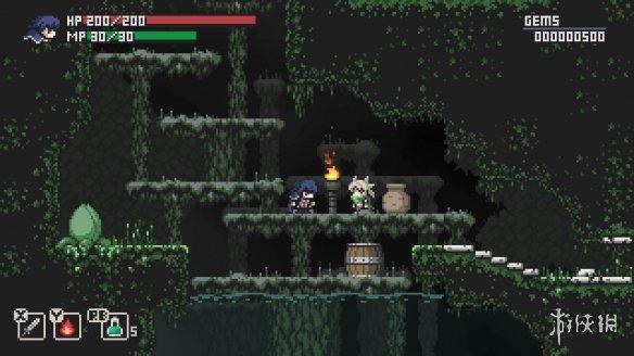 《鋼劍故事》游戲截圖