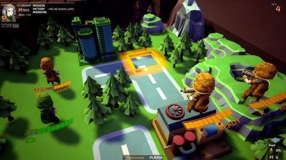 《小小合金》游戏截图2