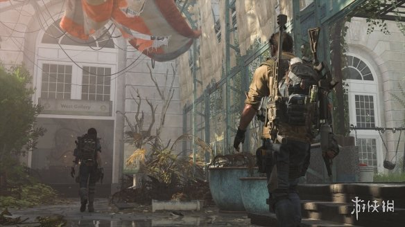 《汤姆克兰西:全境封锁2》游戏截图