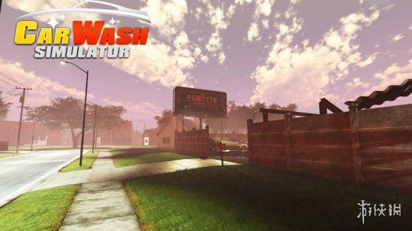 《洗车模拟器》游戏截图