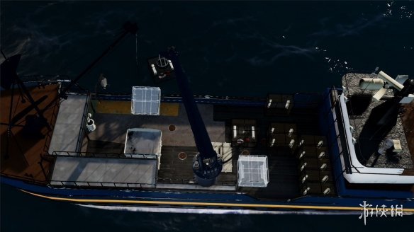 《致命捕捞:游戏版》游戏截图