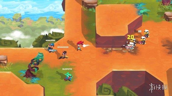 《遗迹猎人传说》游戏截图