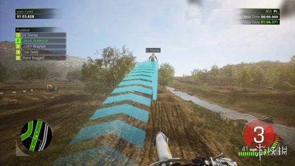 《怪物能量超級越野賽車2》游戲截圖