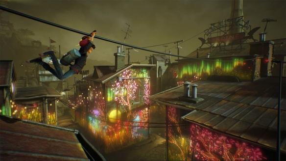 《壁中精靈》游戲截圖-2
