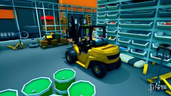 《伐木工厂》游戏截图