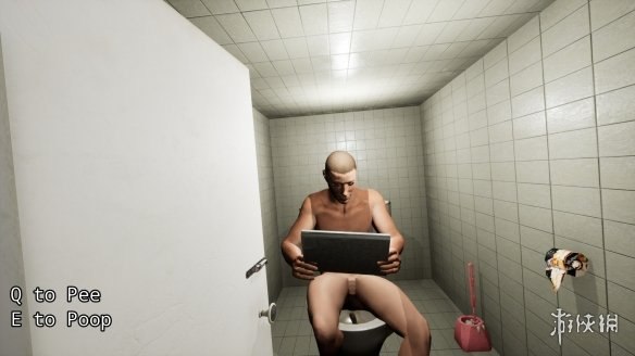《厕所模拟器》游戏截图