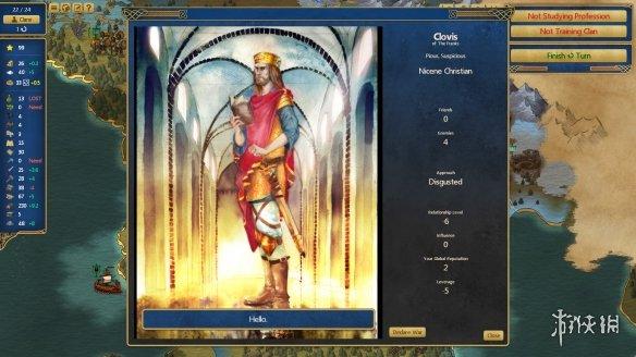 《地獄之門》游戲截圖