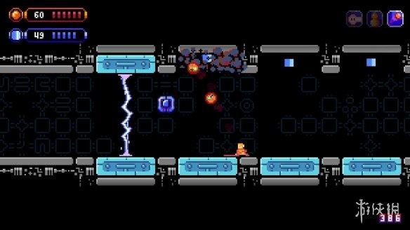 《孙悟空大战机器金刚》游戏截图