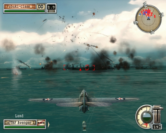 《中途岛之战》游戏截图