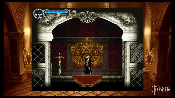 《惡魔城:月下夜想曲&血之輪回》游戲截圖