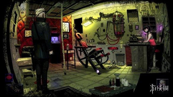 《盲人先知》游戲截圖