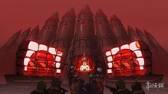 《諷刺的鐵幕:來自俄羅斯套娃的愛情》游戲截圖