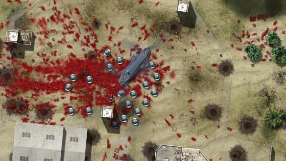 《僵尸之战》游戏截图