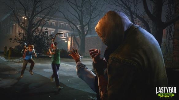 《去年:噩梦》游戏截图-1