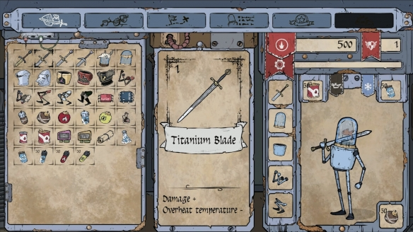 《中世紀合金》游戲截圖2